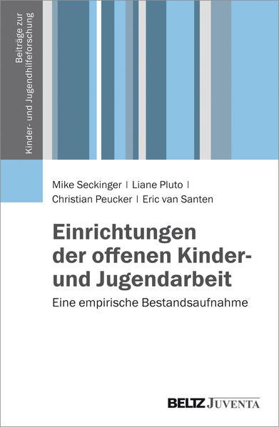 Einrichtungen der offenen Kinder- und Jugendarbeit - Coverbild