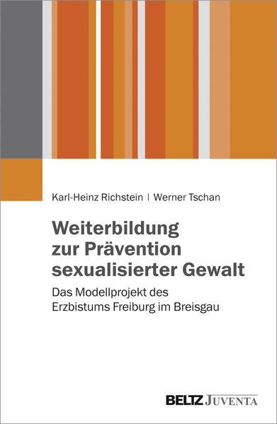 Weiterbildung zur Prävention sexualisierter Gewalt - Coverbild