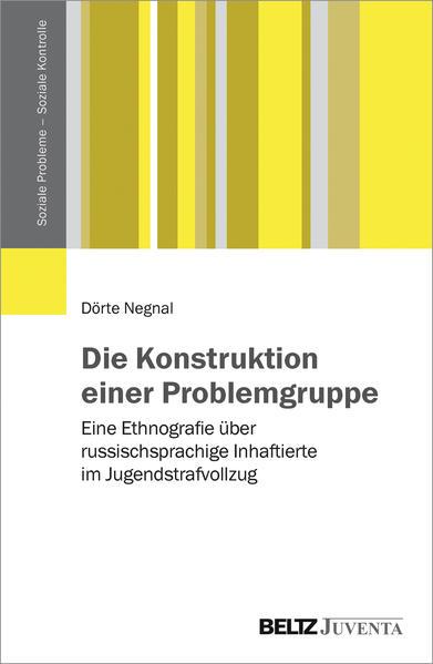 Die Konstruktion einer Problemgruppe - Coverbild