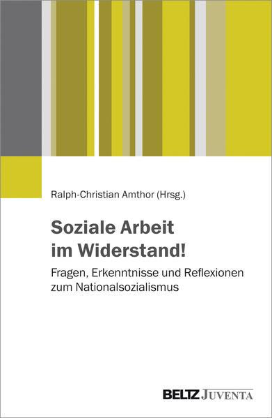 Soziale Arbeit im Widerstand! - Coverbild