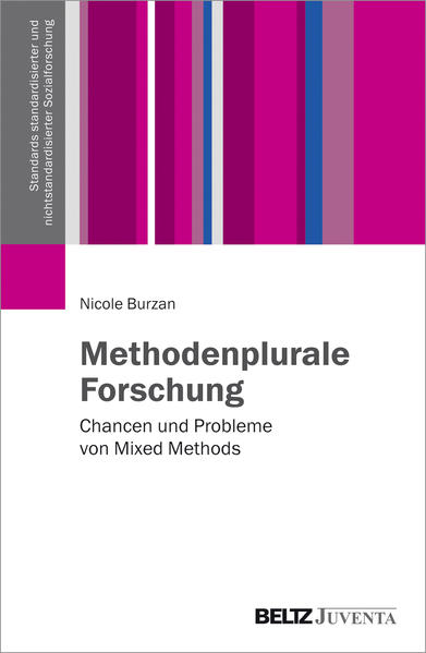 Methodenplurale Forschung - Coverbild