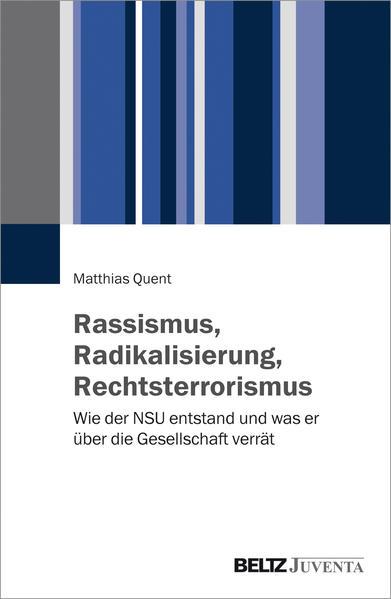 Rassismus, Radikalisierung, Rechtsterrorismus - Coverbild