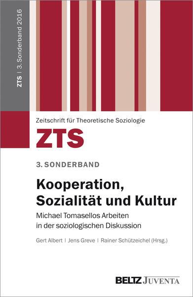 Kooperation, Sozialität und Kultur - Coverbild