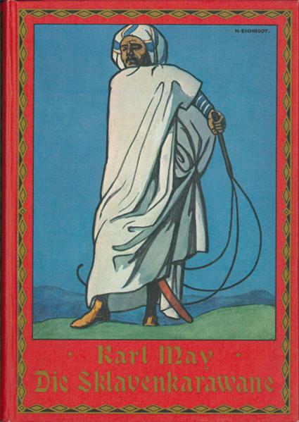 Die Sklavenkarawane - Coverbild