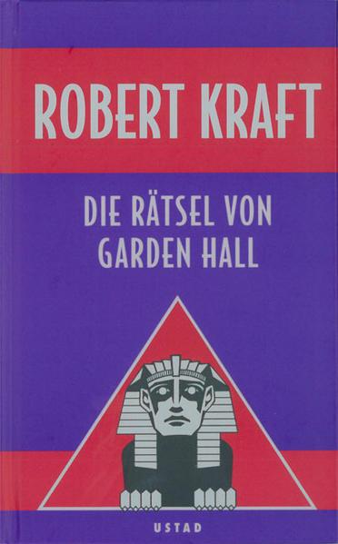 Die Rätsel von Garden Hall - Coverbild