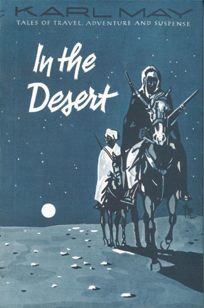 In the Desert - Coverbild