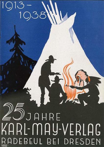 25 Jahre Karl-May-Verlag - Coverbild