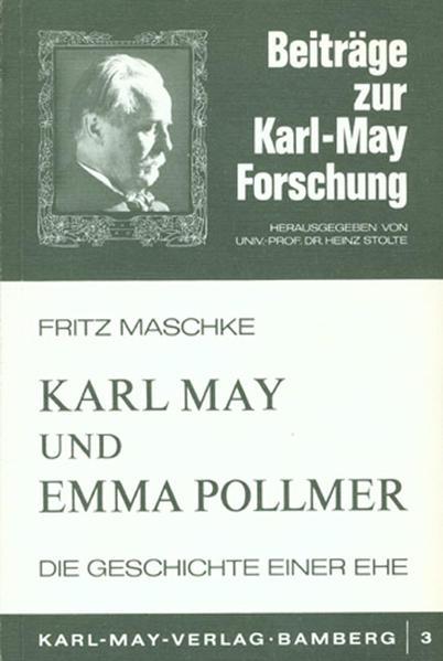 Karl May und Emma Pollmer - Coverbild