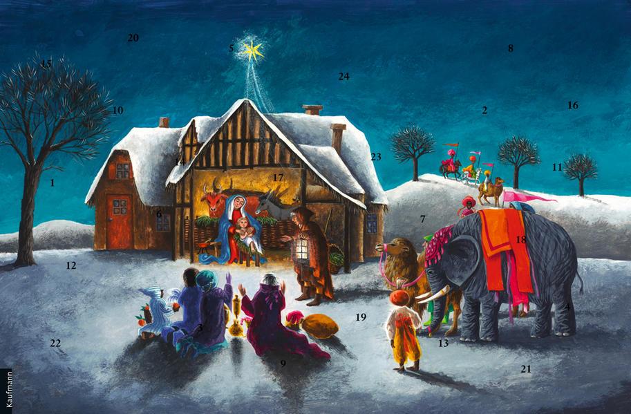 Weihnachten in Betlehem - Coverbild
