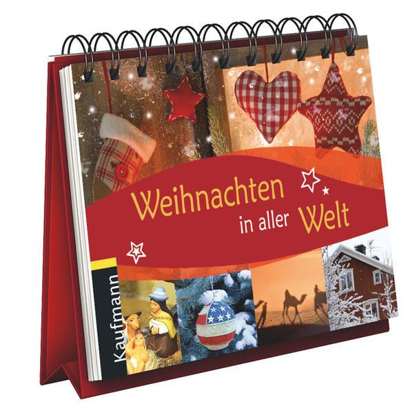 Weihnachten in aller Welt - Coverbild