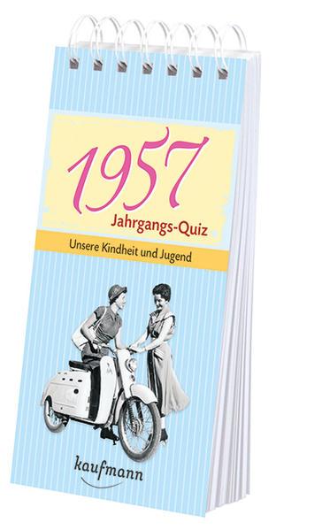 Jahrgangs Quiz 1957 - Coverbild