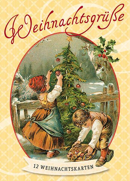 Weihnachtsgrüße - Coverbild