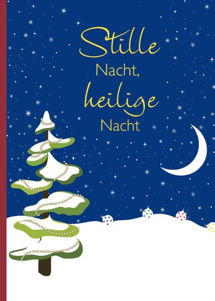 Stille Nacht, heilige Nacht - Coverbild