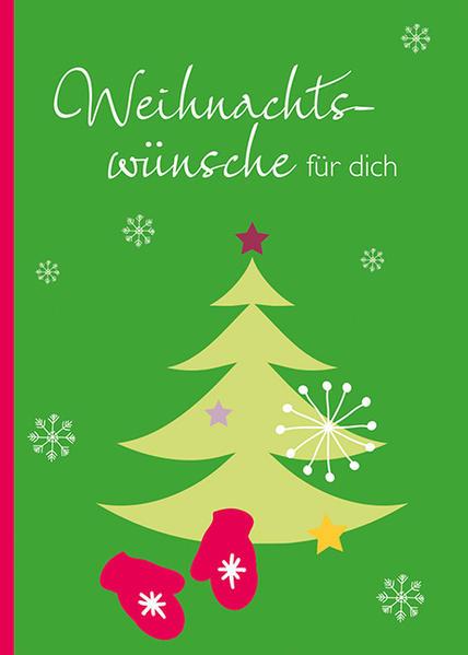 Weihnachtswünsche für dich - Coverbild