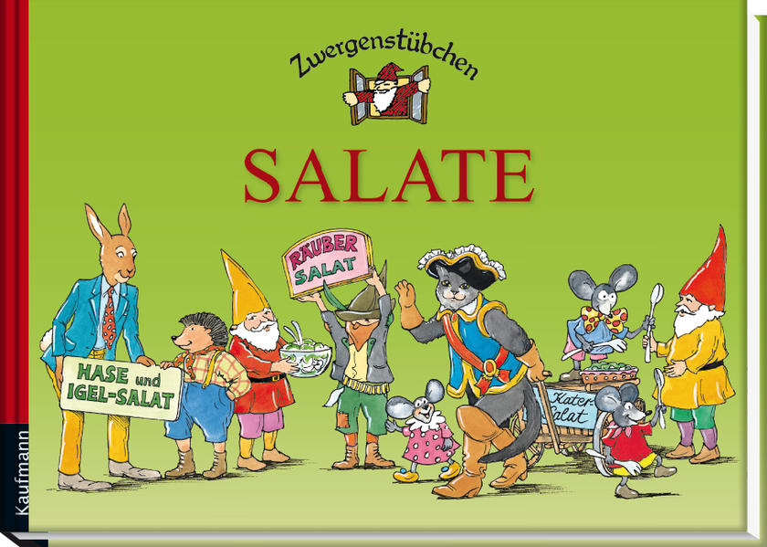 Zwergenstübchen Salate - Coverbild