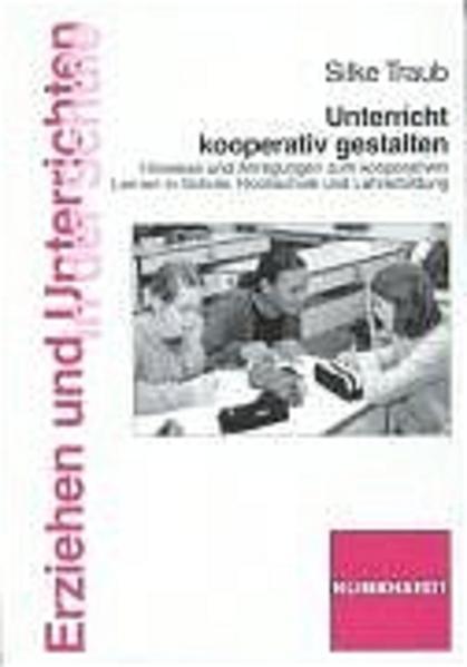 Unterricht kooperativ gestalten - Coverbild