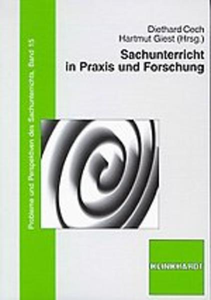 Sachunterricht in Praxis und Forschung - Coverbild