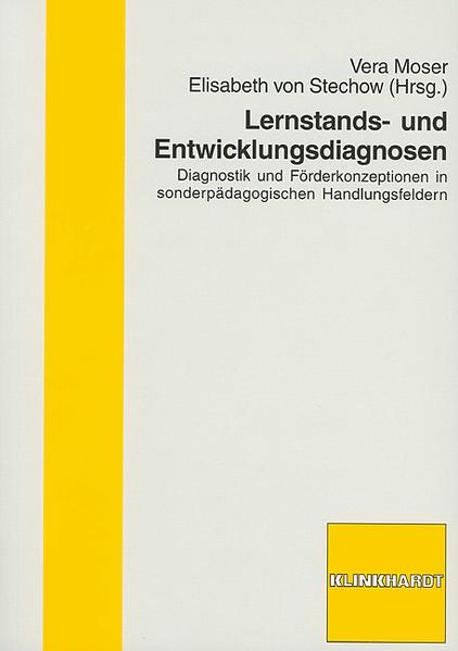 Lernstands- und Entwicklungsdiagnosen PDF Herunterladen