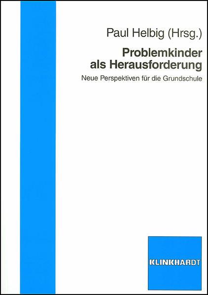Problemkinder als Herausforderung - Coverbild
