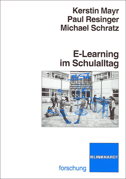 E-Learning im Schulalltag - Coverbild