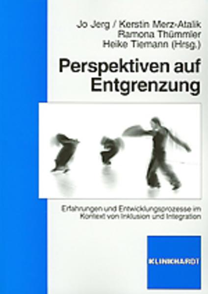 Perspektiven auf Entgrenzung - Coverbild