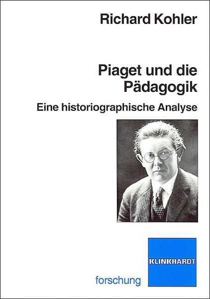 Piaget und die Pädagogik - Coverbild