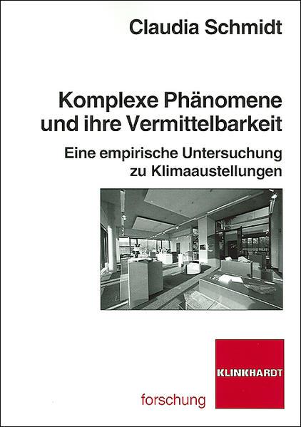 Komplexe Phänomene und ihre Vermittelbarkeit - Coverbild