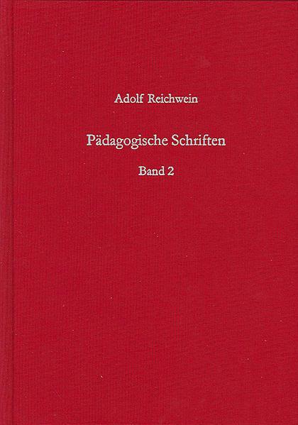 Pädagogische Schriften, Band 2 - Coverbild