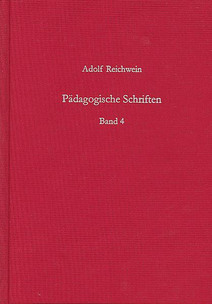 Pädagogische Schriften, Band 4 - Coverbild