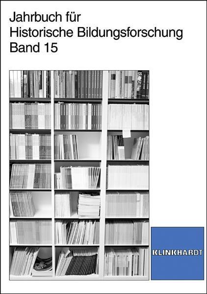 Jahrbuch für Historische Bildungsforschung / Jahrbuch für historische Bildungsforschung - Coverbild
