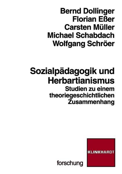Sozialpädagogik und Herbartianismus - Coverbild