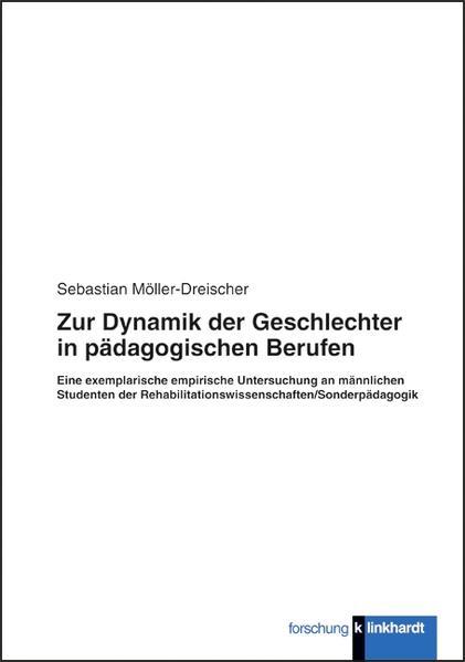 Zur Dynamik der Geschlechter in pädagogischen Berufen - Coverbild