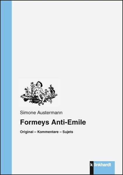 Formeys Anti-Emile - Coverbild