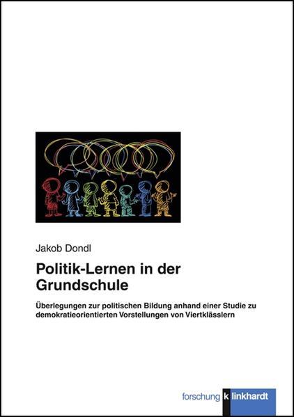 Politik-Lernen in der Grundschule - Coverbild
