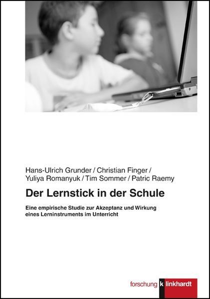 Der Lernstick in der Schule - Coverbild