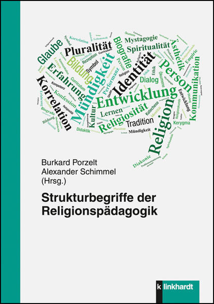 Strukturbegriffe der Religionspädagogik - Coverbild
