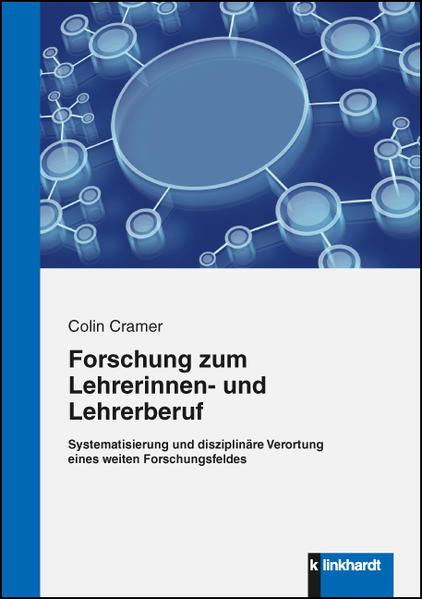 Forschung zum Lehrerinnen- und Lehrerberuf - Coverbild