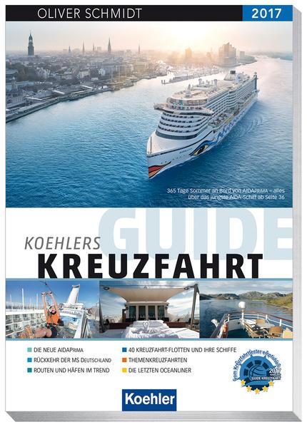 KOEHLERS GUIDE KREUZFAHRT 2017 - Coverbild