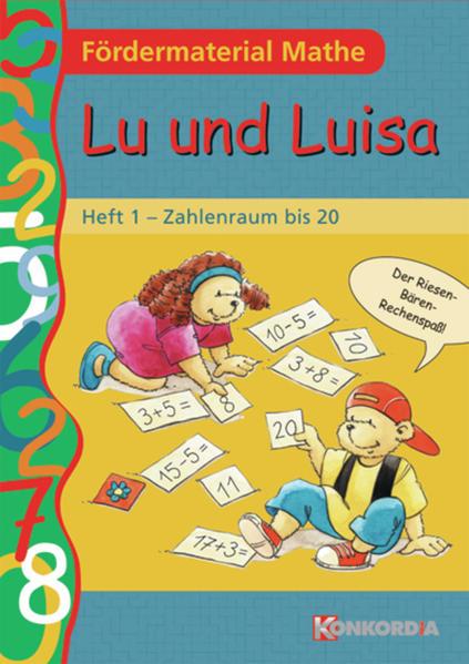 Lu und Luisa - Coverbild