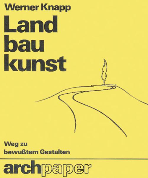 Landbaukunst - Coverbild