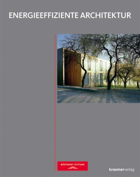 Energieeffiziente Architektur - Coverbild