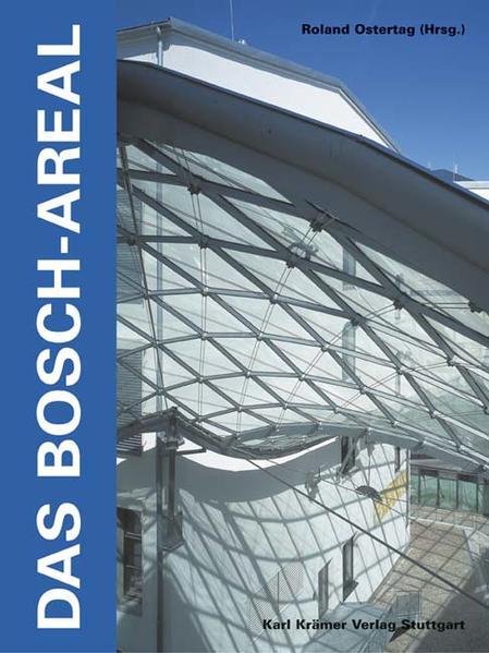 Das Bosch-Areal - Coverbild