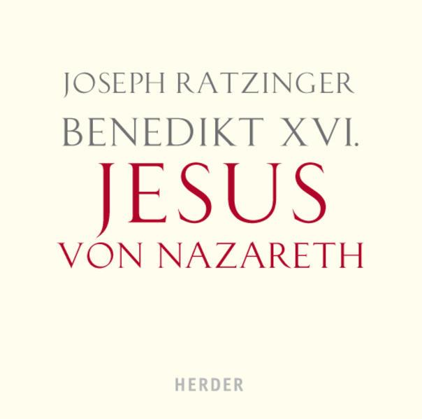 Jesus von Nazareth - Coverbild