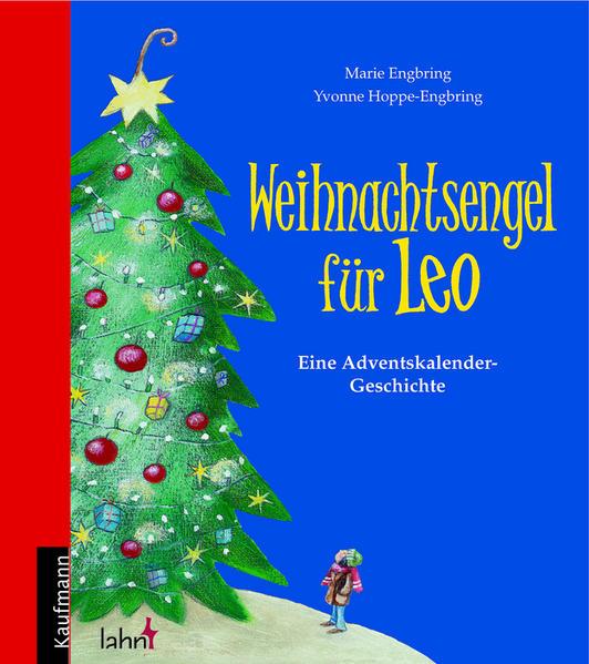 Weihnachtsengel für Leo - Coverbild