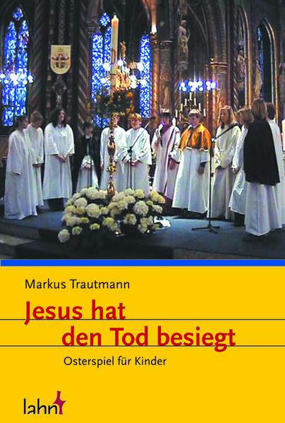 Jesus hat den Tod besiegt - Coverbild
