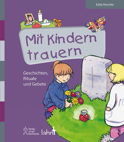 Mit Kindern trauern - Coverbild