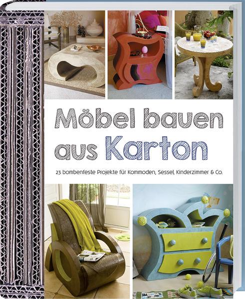 Möbel bauen aus Karton - Coverbild