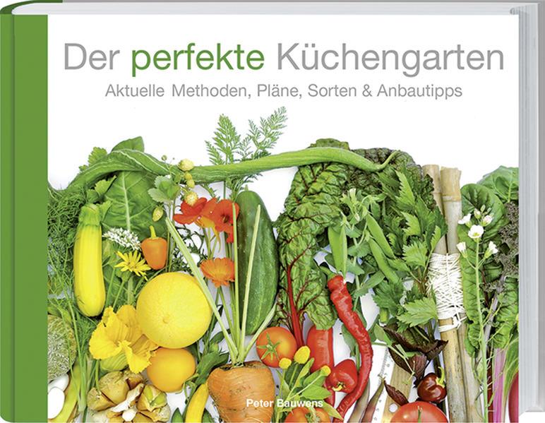 Der perfekte Küchengarten - Coverbild