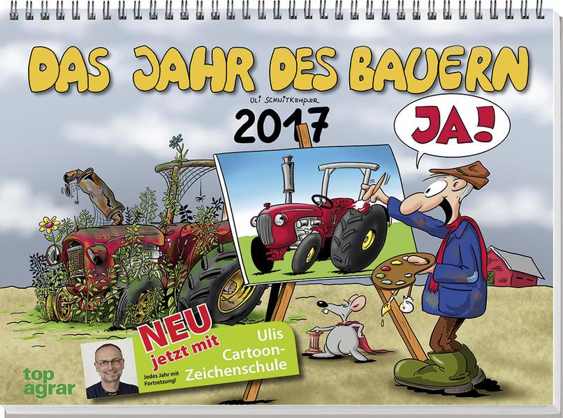 Das Jahr des Bauern 2017 - Coverbild