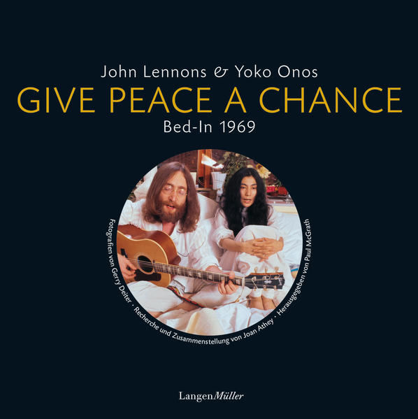 Give Peace a Chance - Coverbild